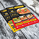 Pizza Promo Flyer/Poster - GraphicRiver Item for Sale