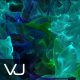 Blue Fractal VJ Loops - VideoHive Item for Sale