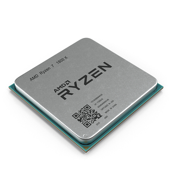 CPU Ryzen - 3DOcean Item for Sale