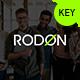 Rodon Minimal Keynote Presentation