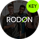 Rodon Minimal Keynote Presentation - GraphicRiver Item for Sale