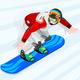 Snowboard Cross Winter Sports