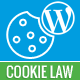 Responsive Cookie Law Consent Notification WP Plugin GDPR