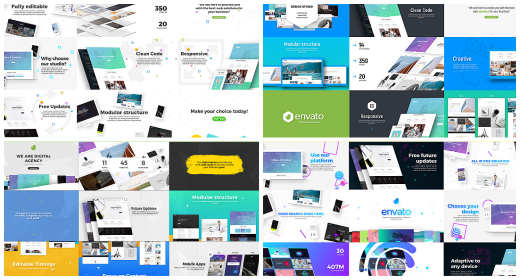 Web, Mobile, Digital Agency, WordPress, Software Presentations