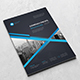 The Blue Corporate Brochure