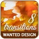 Organic Autumn Leaves Transitions and Frames - VideoHive Item for Sale