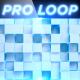 Glacier Cubes V1 - Professional VJ Background Loop - VideoHive Item for Sale