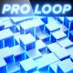 Glacier Cubes V2 - Professional VJ Background Loop - VideoHive Item for Sale