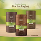 Premium Bamboo Tea Packaging - GraphicRiver Item for Sale