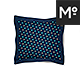 2 Types Pillow Mock-up