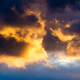 Dramtic Sky Background - PhotoDune Item for Sale