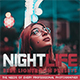 10 NightLife - Lightroom Presets - GraphicRiver Item for Sale