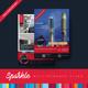 Sparkle - Real Estate Flyer