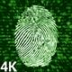 Fingerprint Digital 4K (2 in 1)