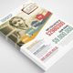 Fundraising Charity Psd Flyer Template