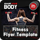 Fitness / Gym Flyer Templates