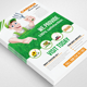 Garden & Plantation Services Flyer Template