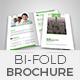 Corporate Bi Fold Brochure Template 04