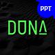 Duna Minimal Presentation - GraphicRiver Item for Sale