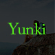 Yunki || Personal / Portfolio Template