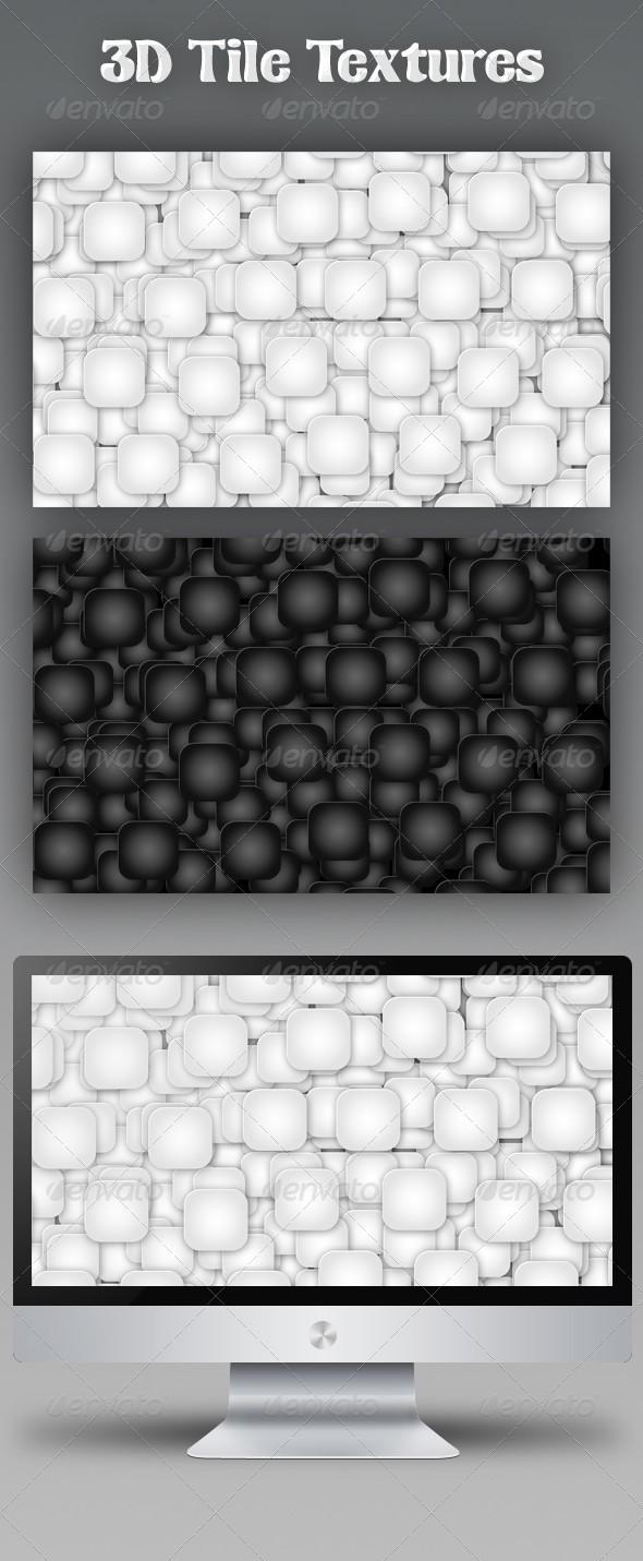 3D Tile Textures - Miscellaneous Textures