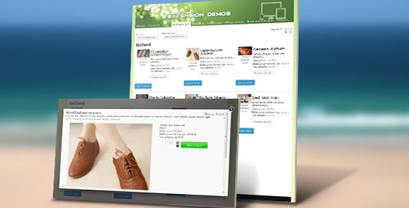 Quickview for VirtueMart - Joomla! Plugin
