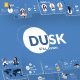 Dusk - Google Slide - GraphicRiver Item for Sale
