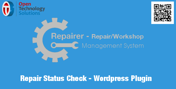 CodeCanyon Repairer Status Check WP Plugin 20731391