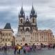 Old Town Square in Prague  Hyperlapse