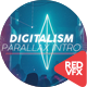 Digitalism Parallax Intro - VideoHive Item for Sale