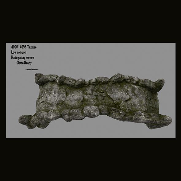 3DOcean old bridge 06 20731628