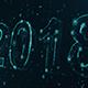 2018 Snowflakes Text