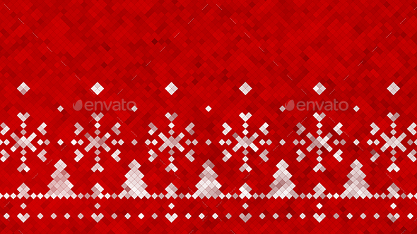 Christmas Background - Patterns Backgrounds