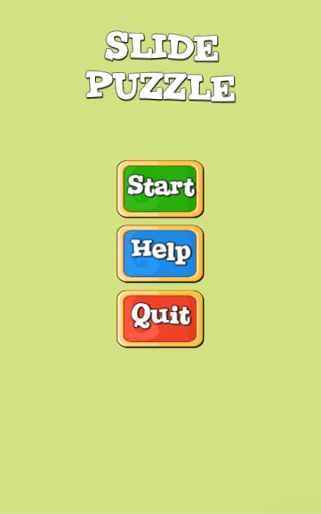 Slide Puzzle Unity3D Source Code + (Ready for Android & iOS) + (Unity3D  5 6 1 or Higher)