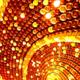 Red-Gold Spiral