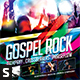 Gospel Rock CD Album Artwork