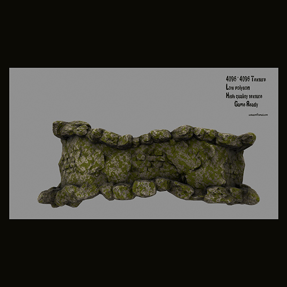 old bridge 23 - 3DOcean Item for Sale