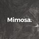 Mimosa PowerPoint Template