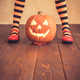 Halloween Pumpkin Autumn Holiday Concept - PhotoDune Item for Sale