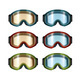 Ski Snowboard Goggles - GraphicRiver Item for Sale