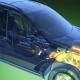 Transparent Car Rotate