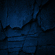 Moving Past Rock Wall At Night - VideoHive Item for Sale