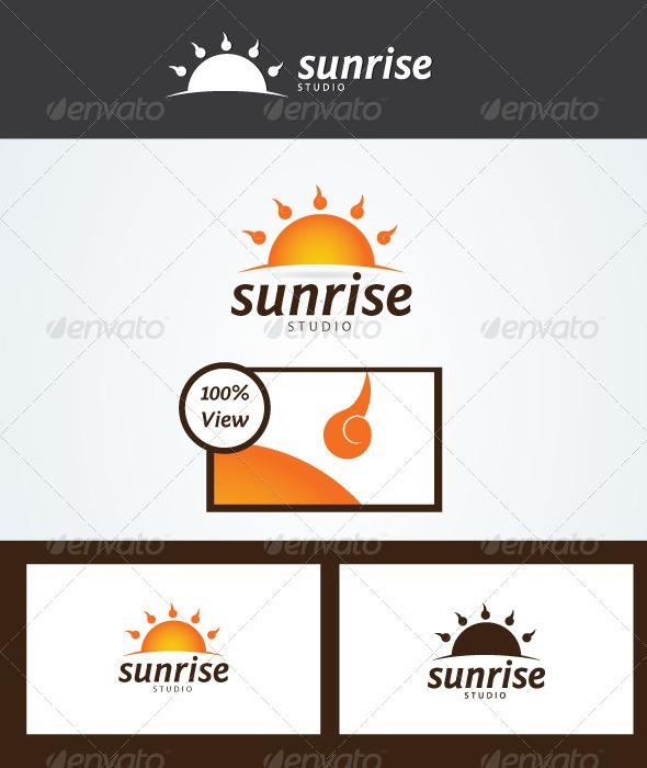 SunriseStudio - Logo Template - Nature Logo Templates