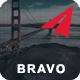 Bravo - Multipurpose Responsive Email Templates with Stamp Ready Builder Access
