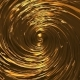 Gold Silk Spiral - VideoHive Item for Sale