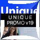 Unique Promo v19