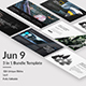 3 in 1 Creative Bundle - Jun 9 Premium Powerpoint Template - GraphicRiver Item for Sale