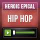 Heroic Epical Hip Hop - AudioJungle Item for Sale
