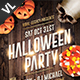 Halloween Party Poster / Flyer V16
