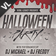 Halloween Party Poster / Flyer V17